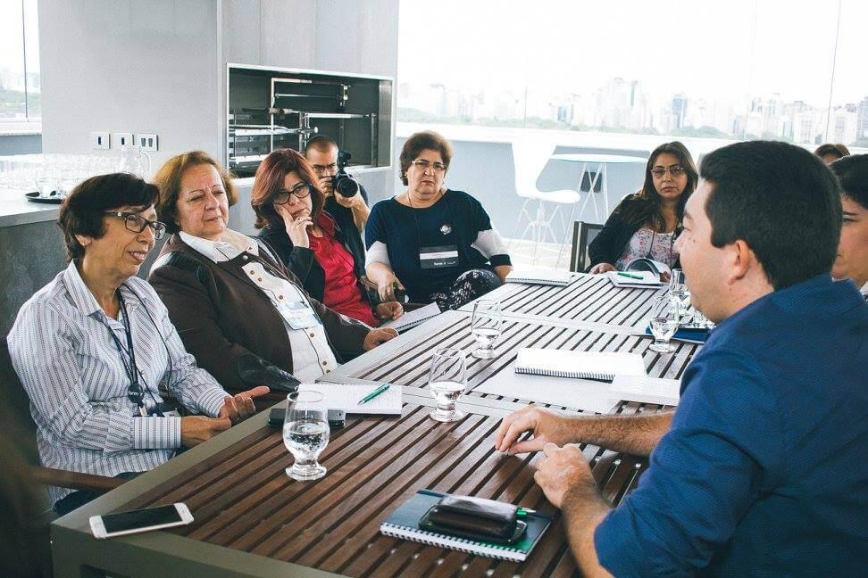 secretarias de educação do programa Formar