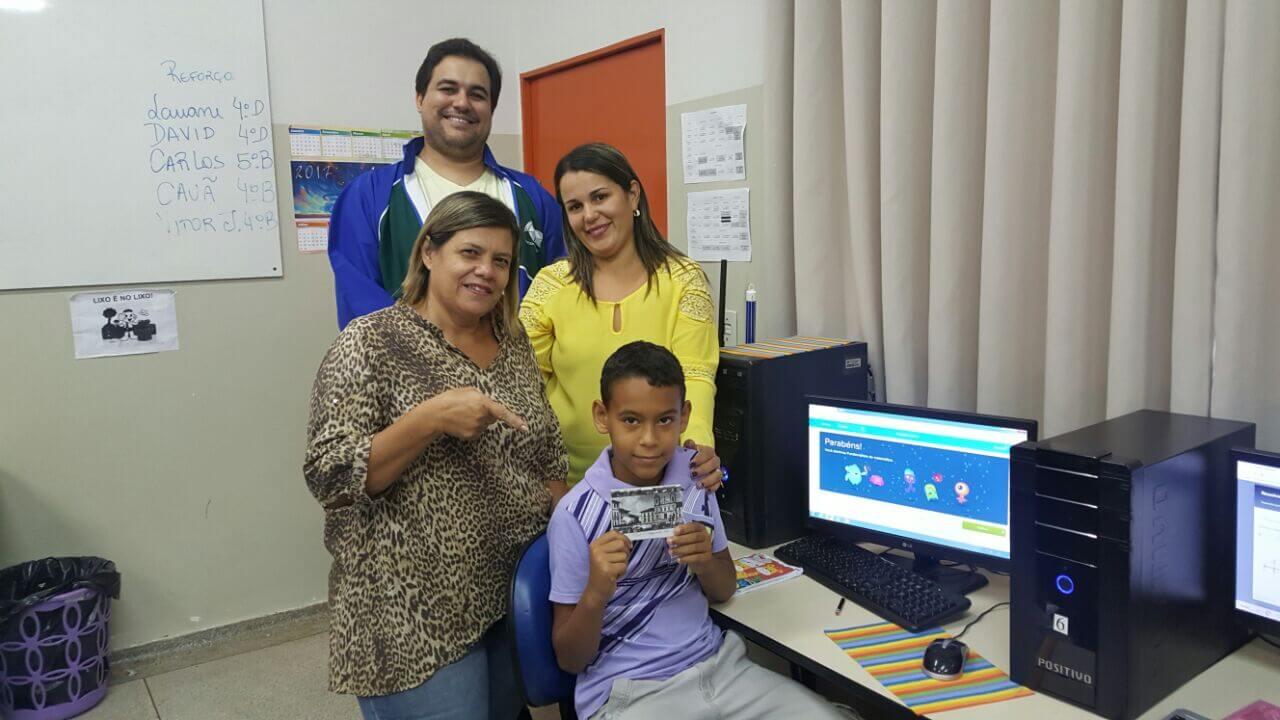 EMEB Prefeito Ruy Malchias Ferreira e Khan Academy