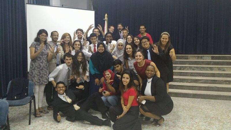 Viagem à Jordânia com os colegas do programa Preparing Global Leaders Academy