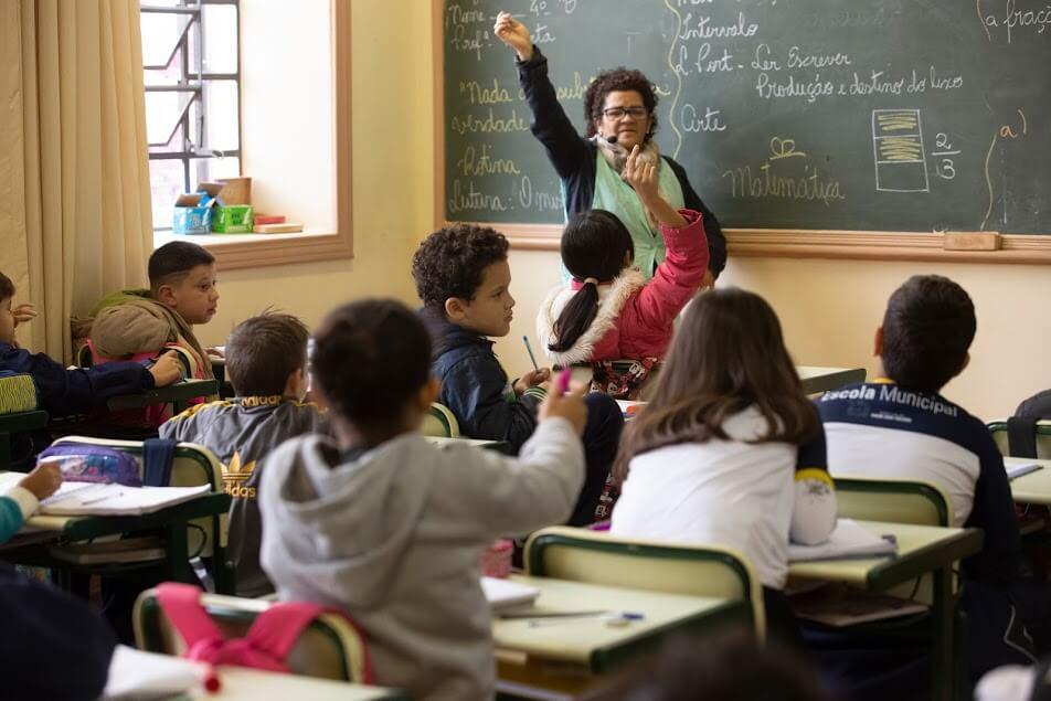 Boletim para educadores