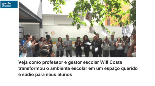Willmann Costa Educador