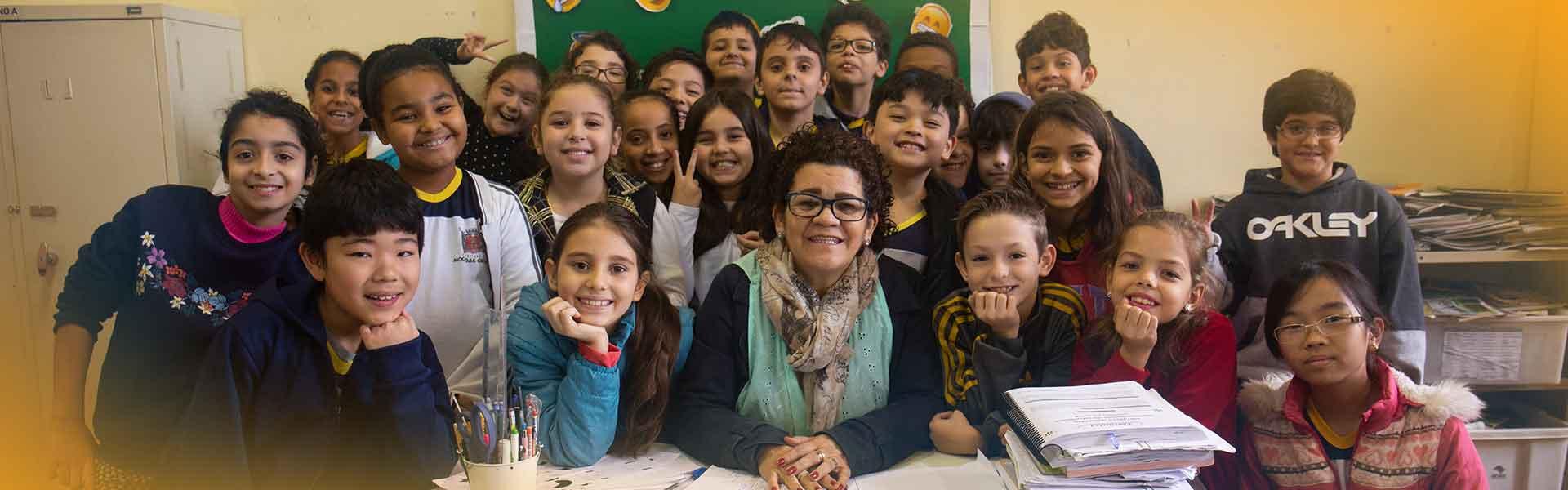 Fazendo a Diferença - Quando a educação forma para a vida