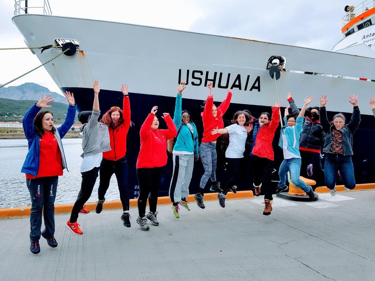 21 dias na Antártida - Relato de uma Lemann Fellow