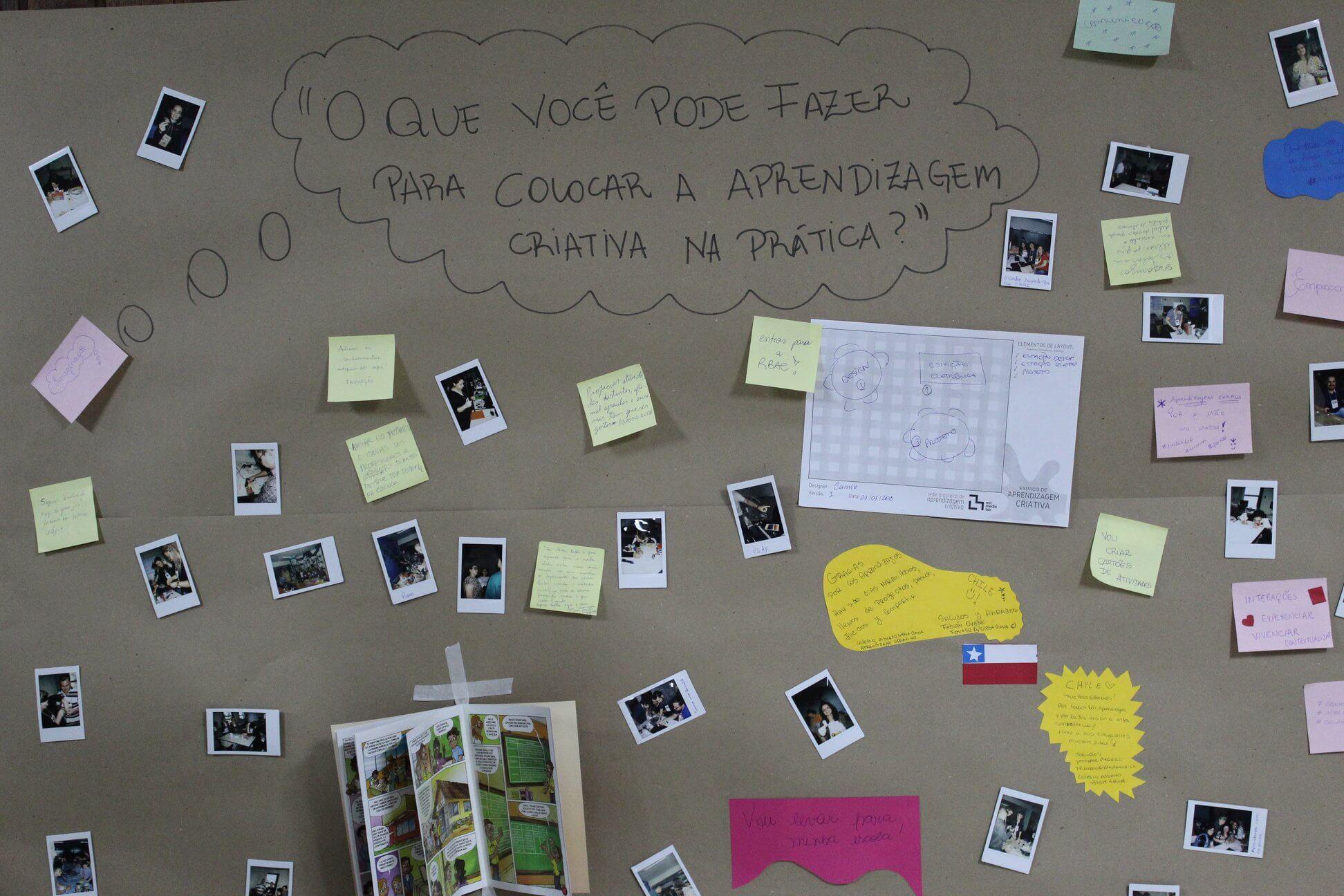 1ª Conferência Brasileira de Aprendizagem Criativa
