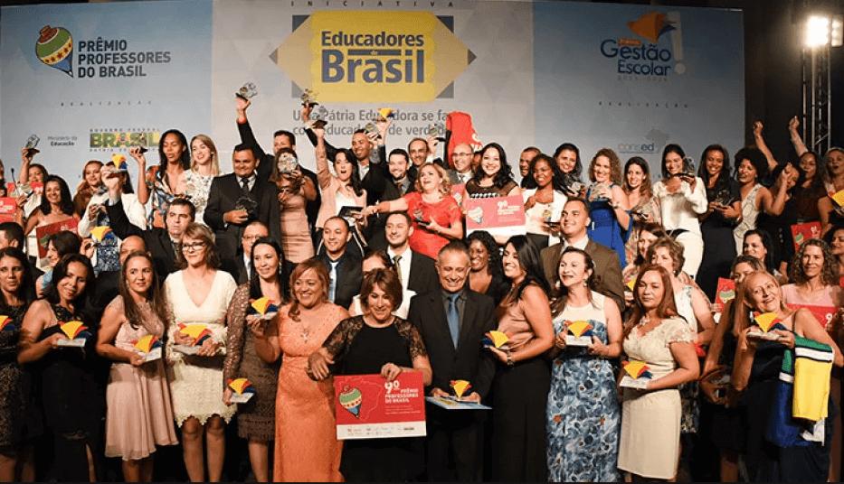 Prêmio Professores do Brasil - 11ª edição