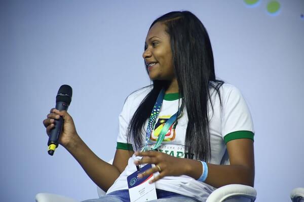 Empoderada: Williane foi uma das alunas participantes do Redes que Transforma