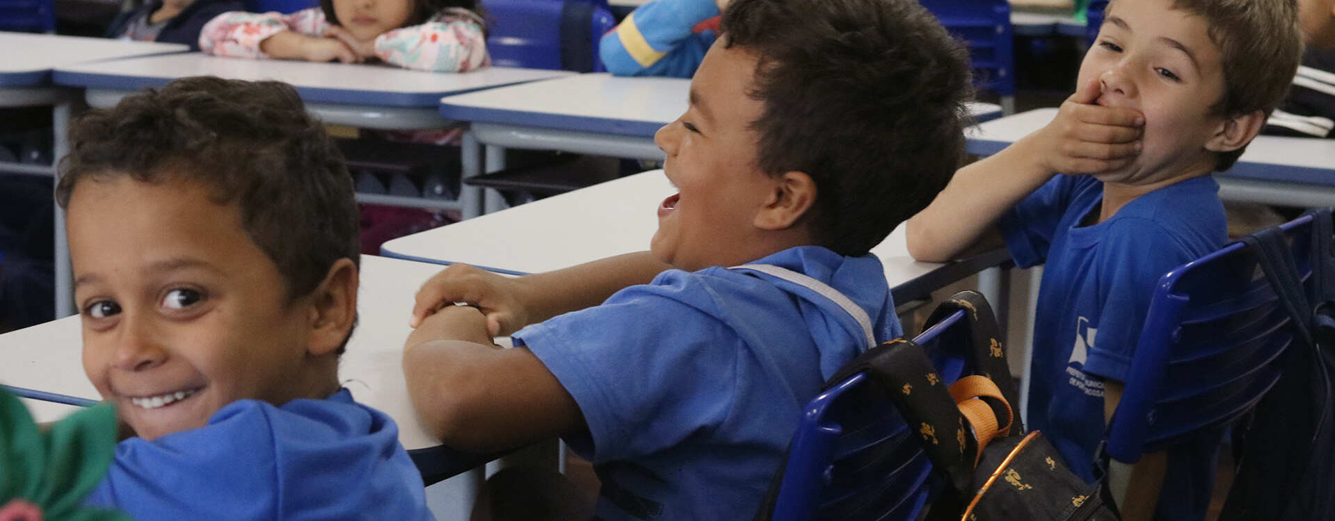 1 ano de parceria com redes públicas de educação
