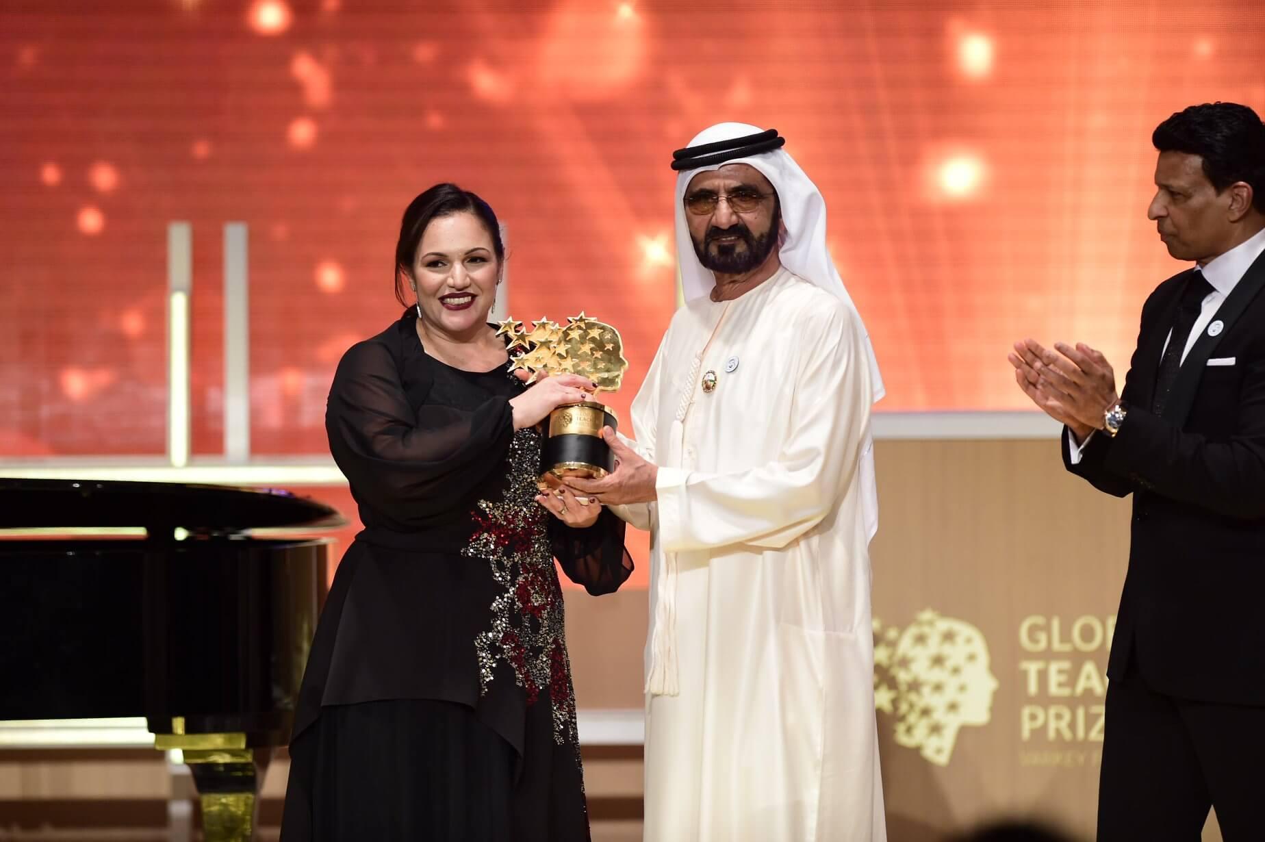 Global Teacher Prize 2018 - Nobel da Educação