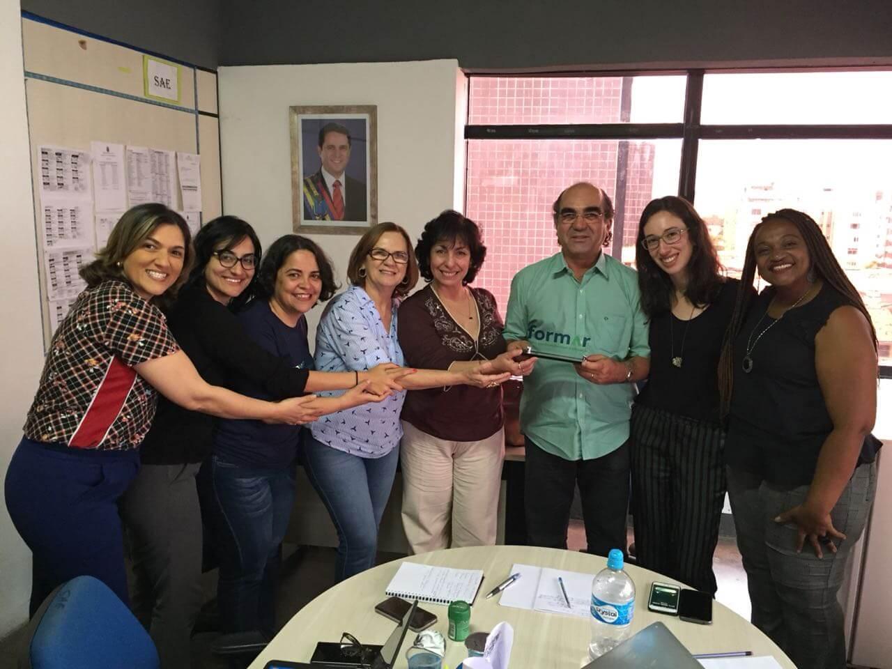 A educação em Porto Velho, São Luís e Francisco Morato