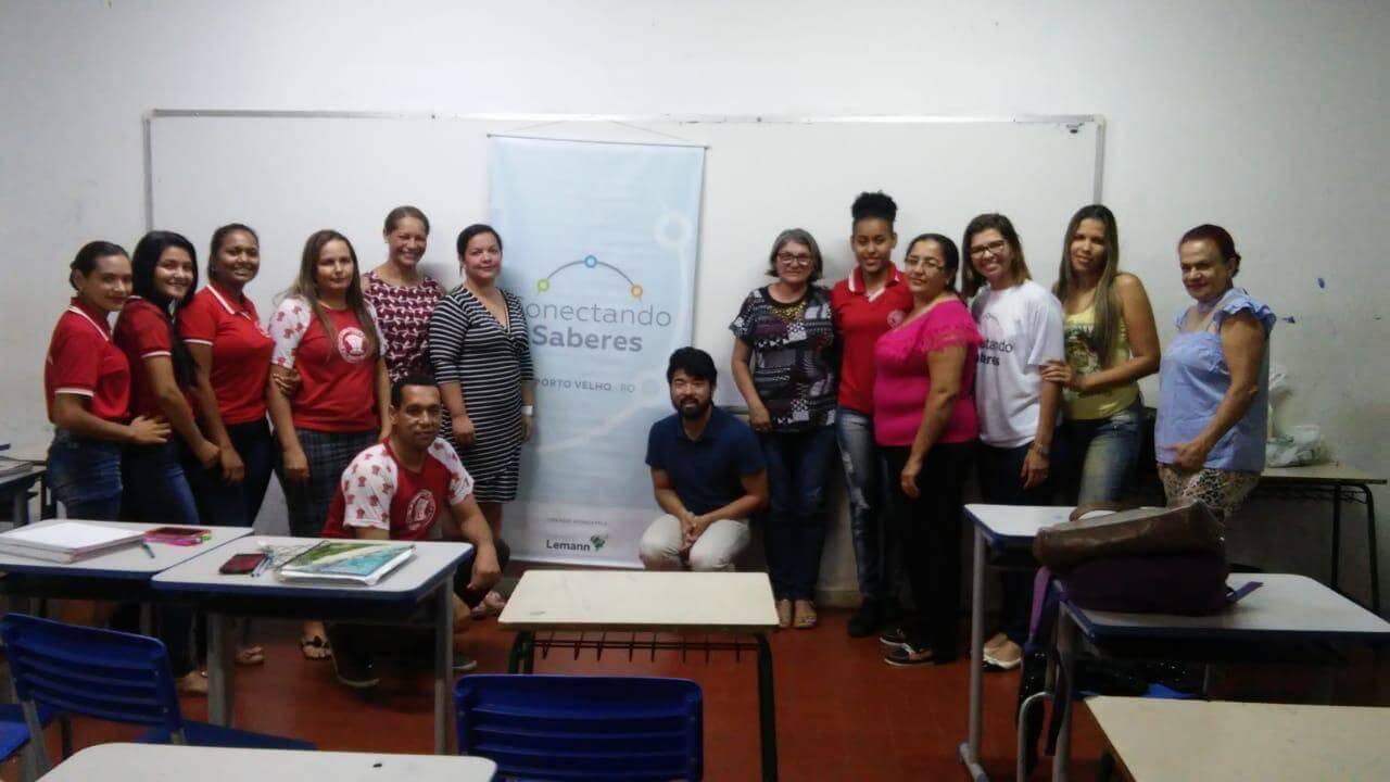 As ações de professores transformadores de Porto Velho