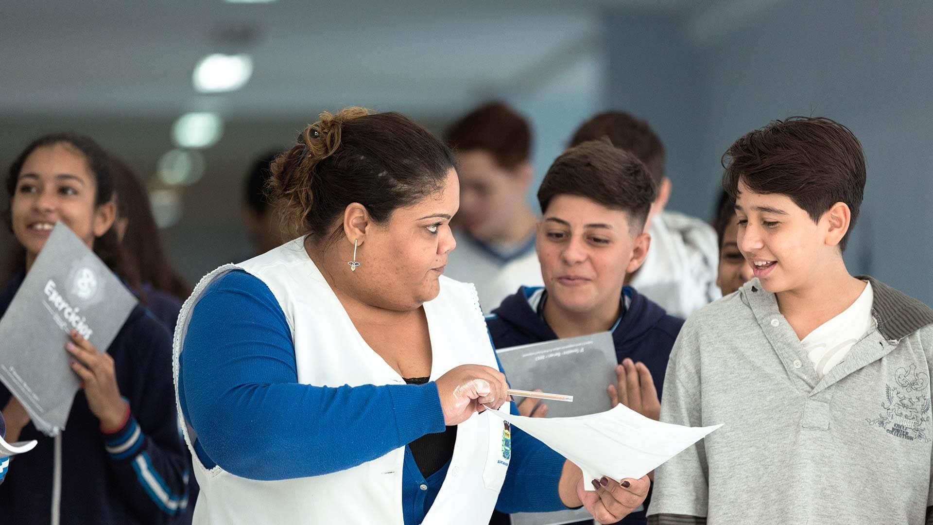 #EuProfessor - Troca de experiências e valorização
