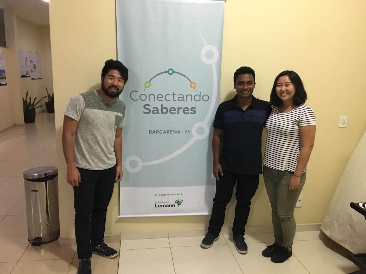 Barcarena recebe visita do #NossaVozTemVez pelo Brasil