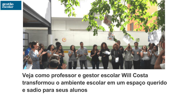 Willmann Costa Educador