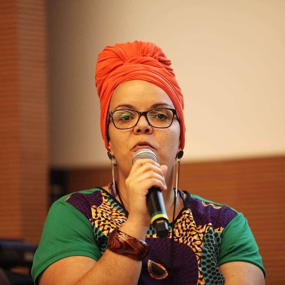 Fabiana Ivo na ANIP (Aceleradora de Negócios de Impacto da Periferia)