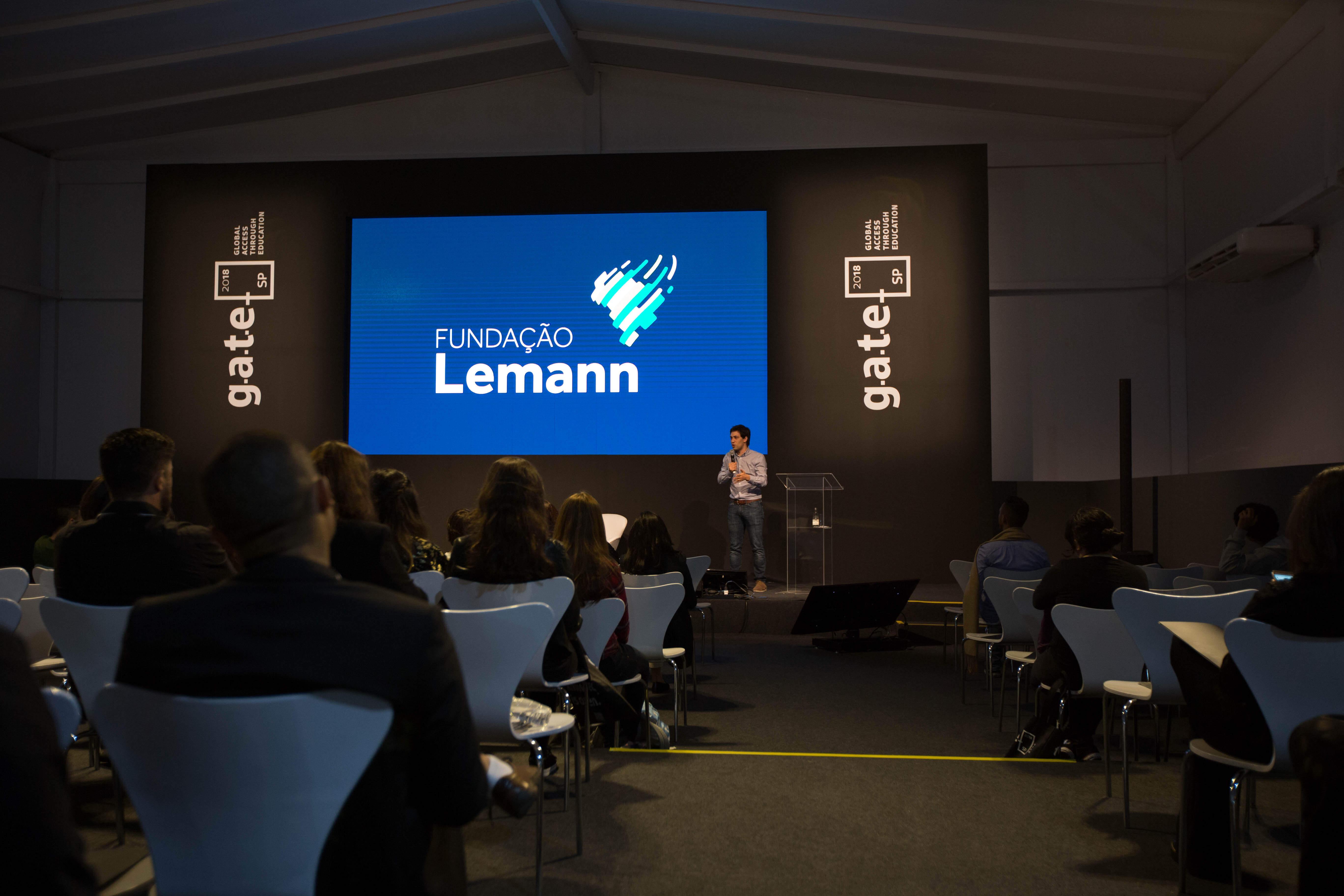 Fundação Lemann participa do G.A.T.E