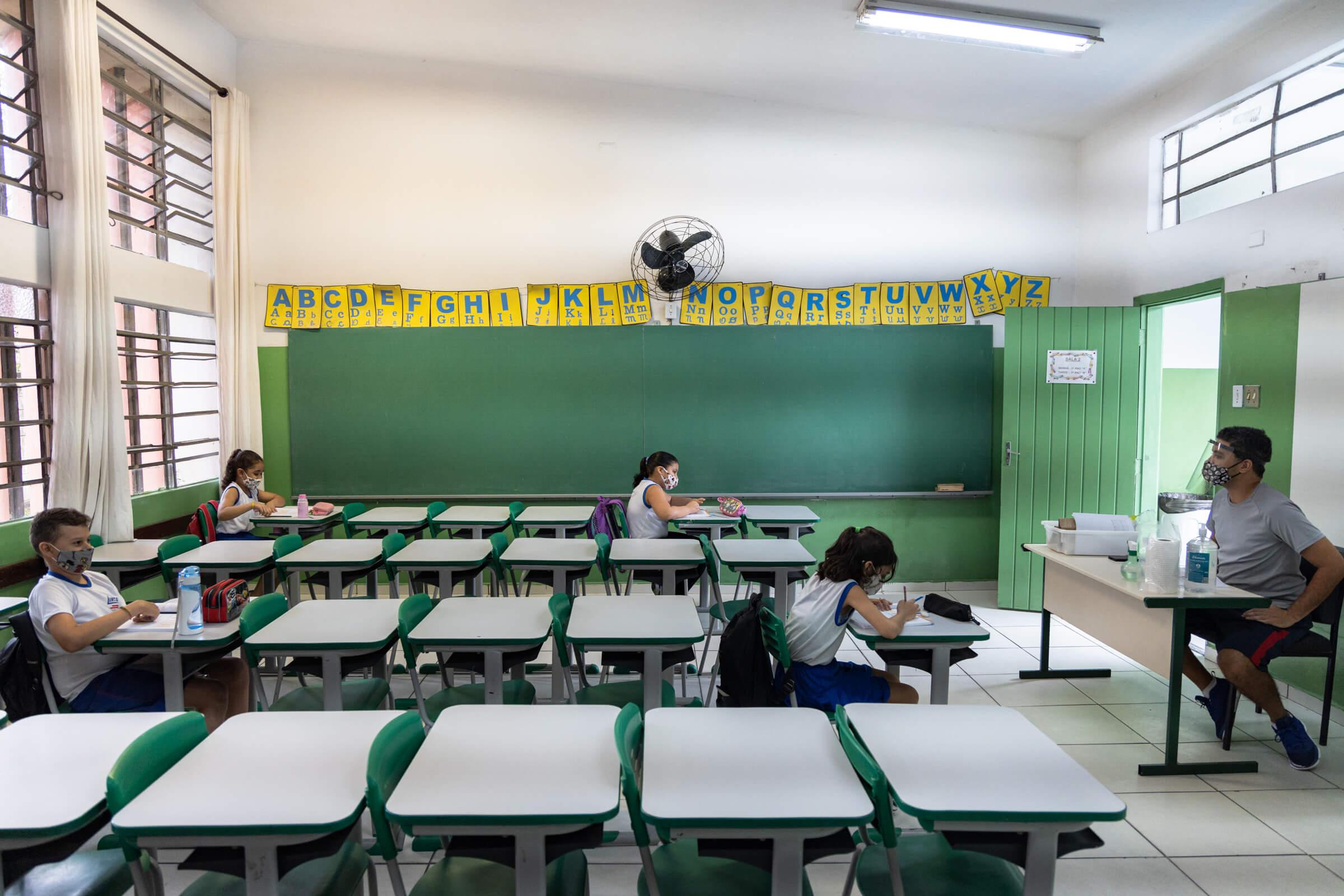 Países privilegiam avaliações educacionais mesmo na pandemia