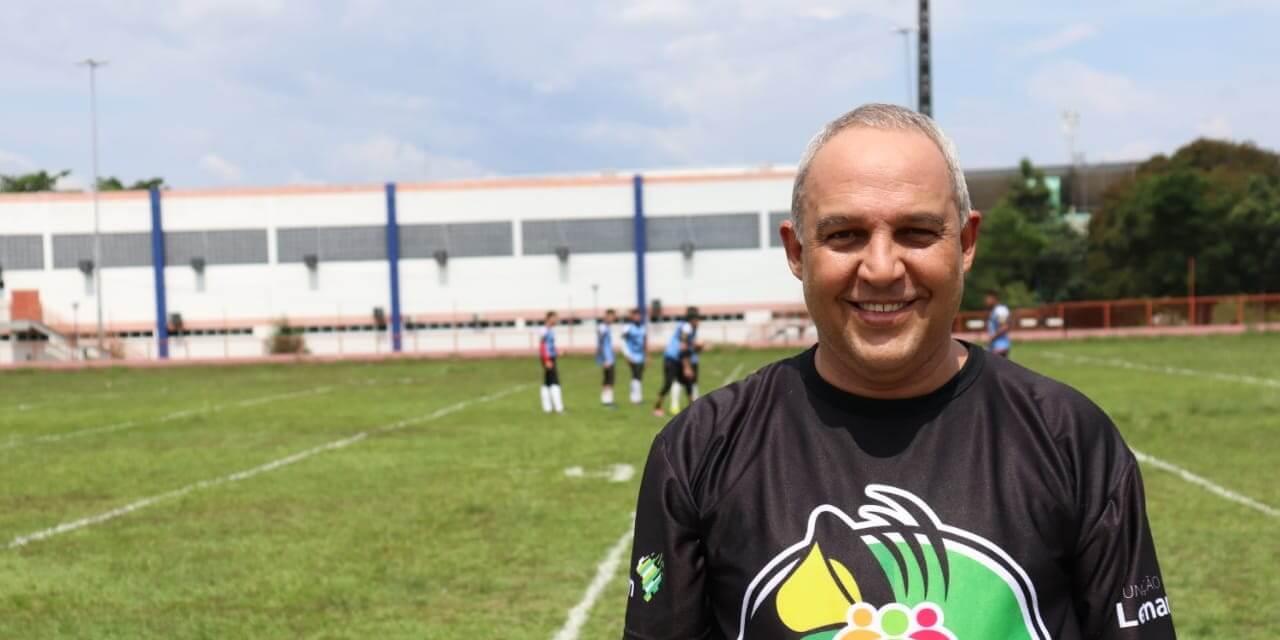 'Envolvi mais de 1500 alunos na Câmara de Manaus'